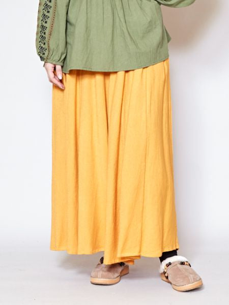 Basic Flowy Wide Leg Pants