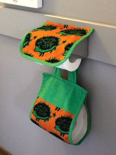 Animal Pattern Toilet Paper Holder Cover-Bathroom-Ametsuchi