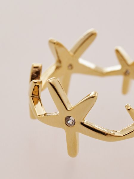 Metal Star Ring-Ametsuchi