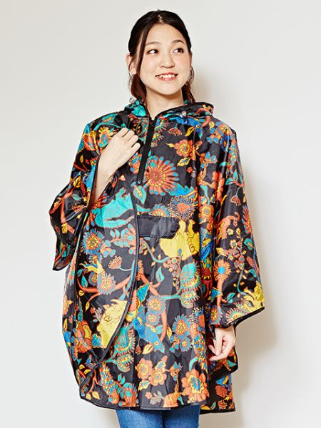 Wonder Rain Poncho -Others-Ametsuchi