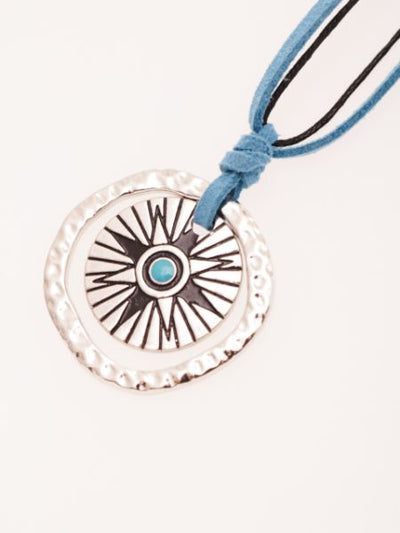 Navajo Inspired Necklace-Necklaces-Ametsuchi