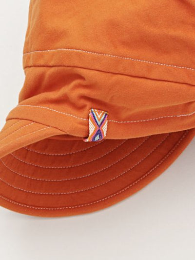 Cotton Work Cap-Caps & Hats-Ametsuchi