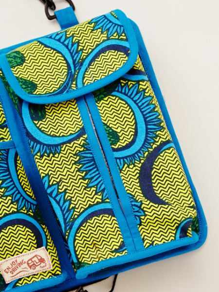 African Kitenge Style Car Pocket-Others-Ametsuchi