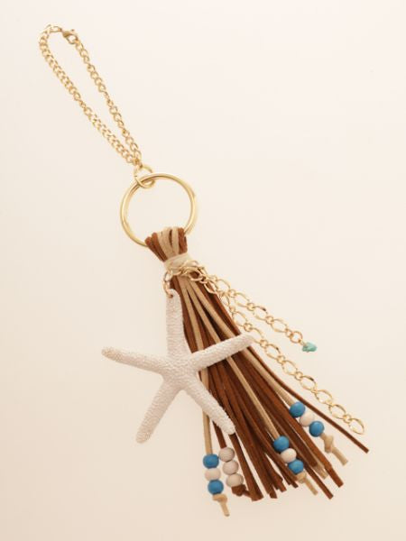 Starfish Fringe Charm -Others-Ametsuchi