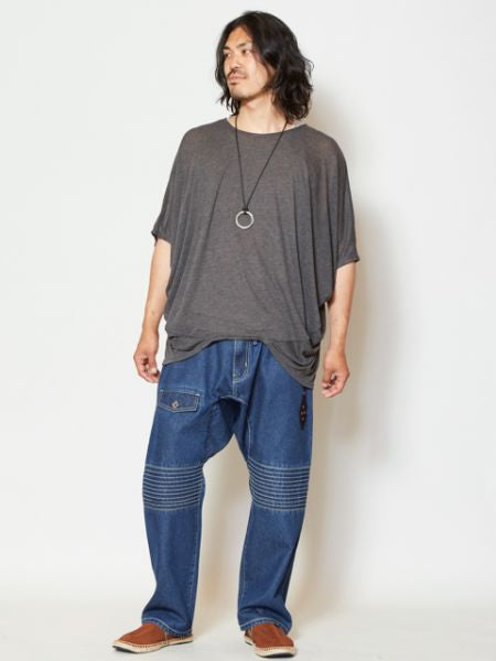 Asymmetrical Top and Tank Set-Tops-Ametsuchi