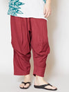 Indian Cotton Men's 3D Harem Pants-Ametsuchi
