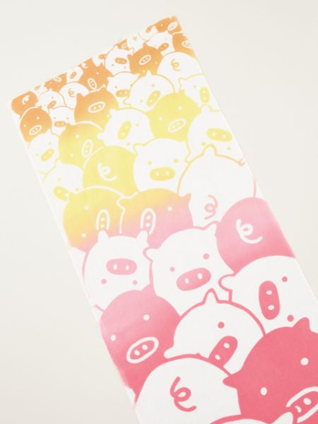 Pig TENUGUI Towel -Others-Ametsuchi