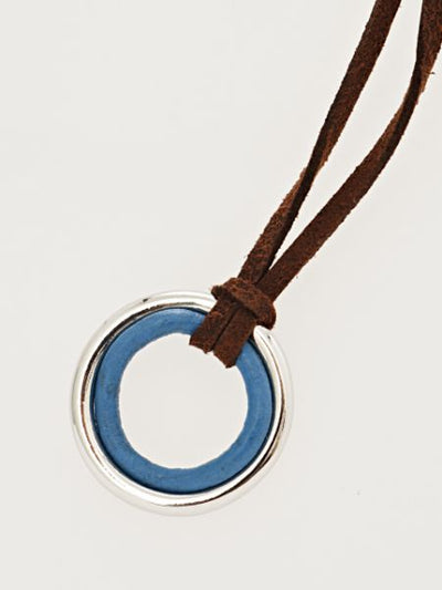Simple Ring Necklace-Ametsuchi