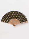 Men's wire wire hemp leaf fan with bag -Others-Ametsuchi