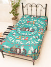 Yoga Cat Bed Cover-Sprei-Ametsuchi