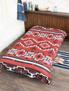 Navajo Multi Cloth Bed Cover-Ropa de cama-Ametsuchi