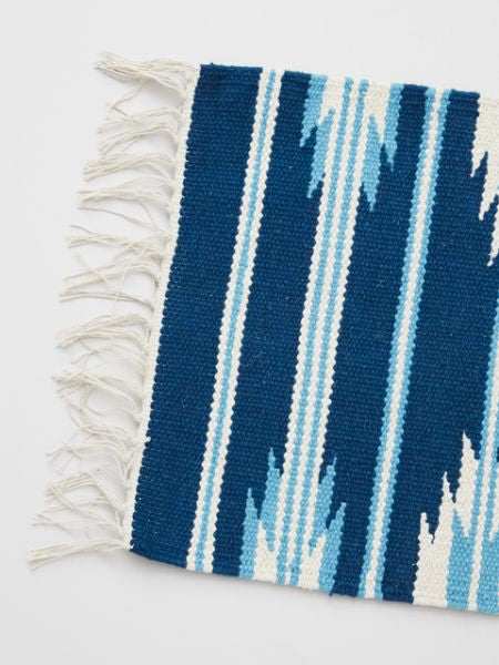 Hand Woven Navajo Pattern Placemat