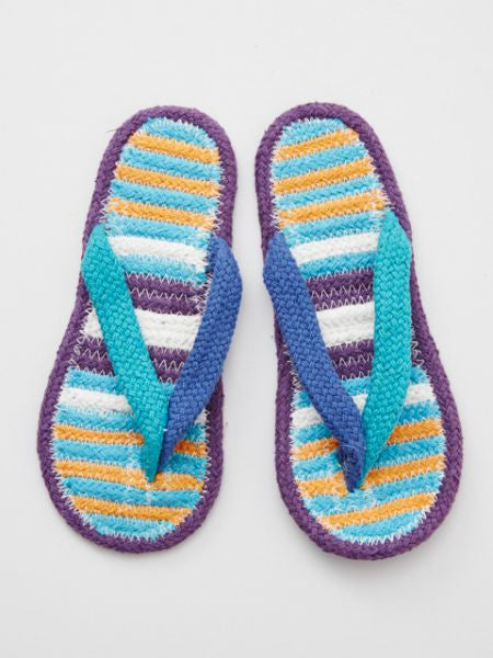 Ladies Room ZOURI Flip Flops-Ametsuchi