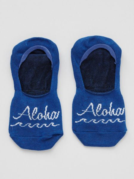 Calcetines invisibles ALOHA Wave 23-25cm