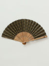 Men's gold wire Qinghai wave fan with bag -Others-Ametsuchi