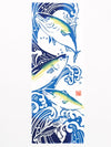 TENUGUI Towel --Yellowtail-Home Accessories-Ametsuchi