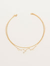 Zodiac signs Gold Color Bangle Bracelet