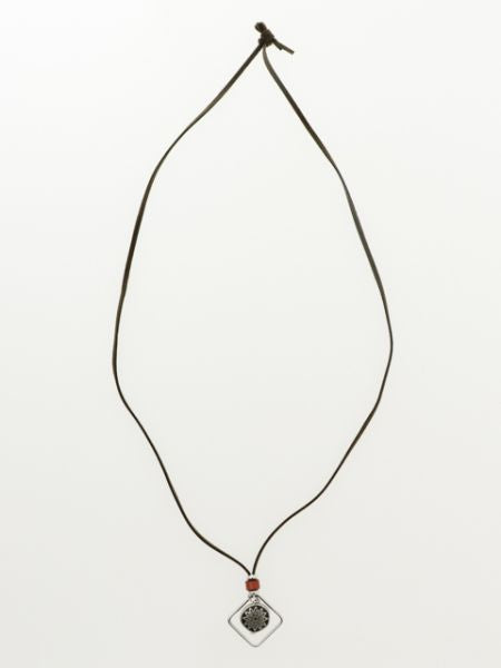 Tribal Sun MEN'S Necklace