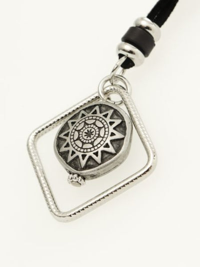 Tribal Sun MEN'S Necklace-Ametsuchi