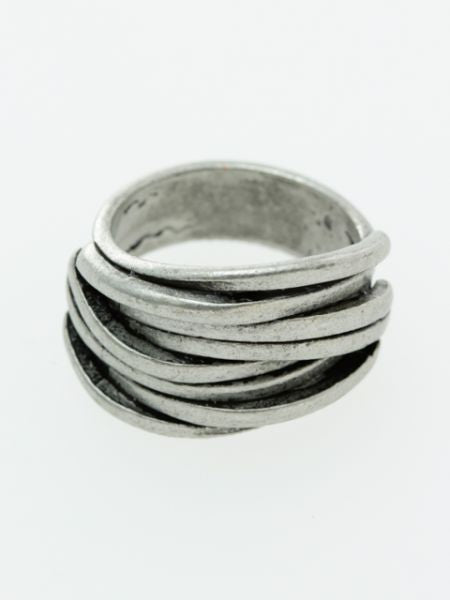 Stream Men's Ring