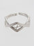 Diamond Shape Metal Toe Ring