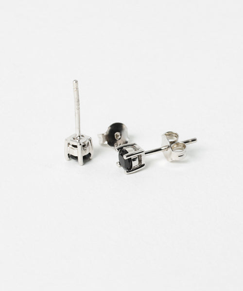 Potong Anting-anting Spinel Hitam φ4-Anting-Ametsuchi