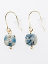 K2 BLUE Earrings-Ametsuchi