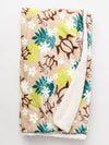 HONU & PLUMERIA Throw L-Bed Linens-Ametsuchi
