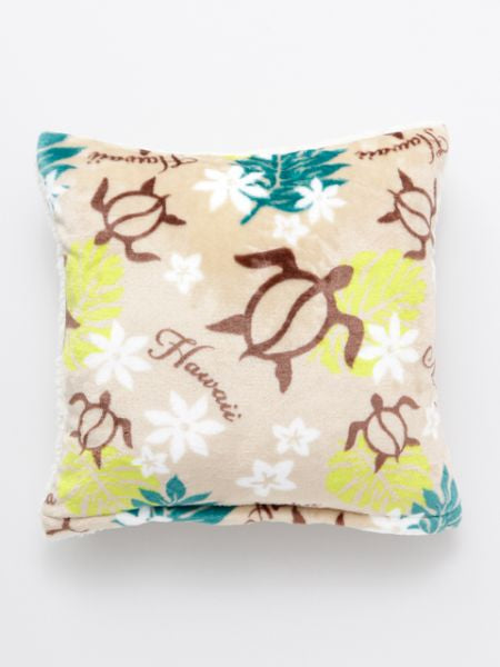 HONU & PLUMERIA Pillow Case