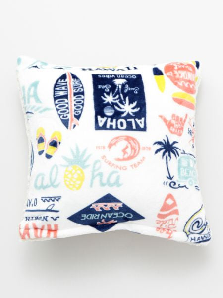 Vintage Surf Cushion Cover-Cushion Covers-Ametsuchi
