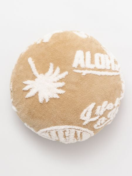 Wave ALOHA Round Cushion