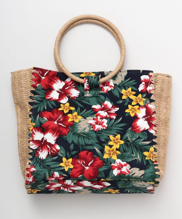 Botanical Paradise Tote Bag