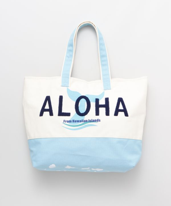 ALOHA View Shopping Bag