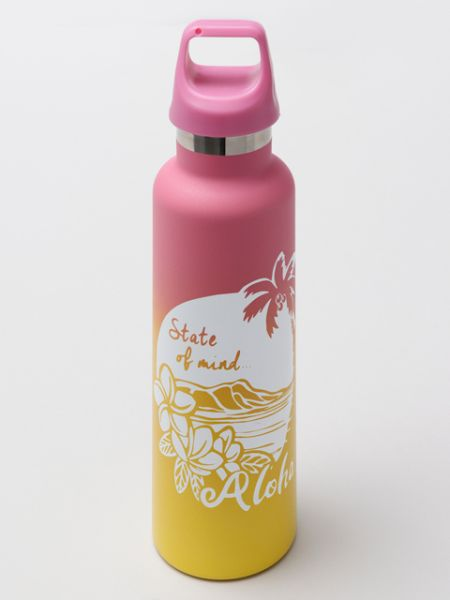 ALOHA Stainless Steel Bottle