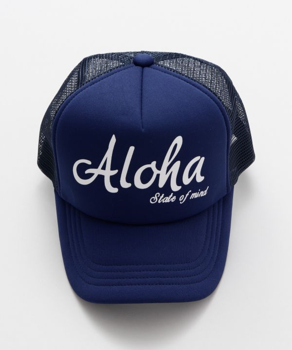 Gorra de malla Beach Walk