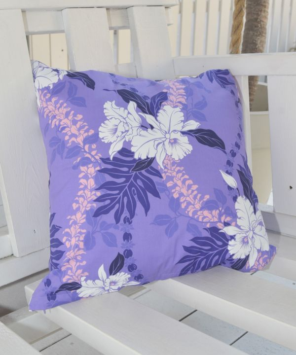 Hawaiian Fabric Pillow Case-Ametsuchi