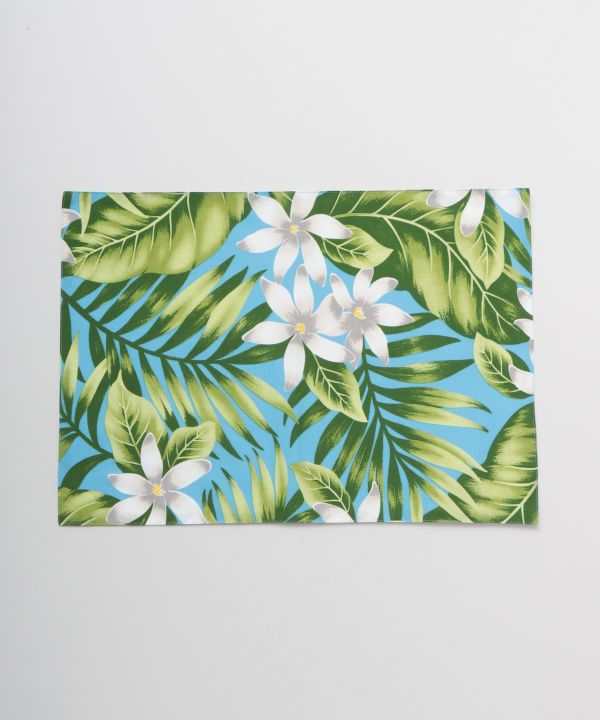 Hawaiian Fabric Placemat-Ametsuchi