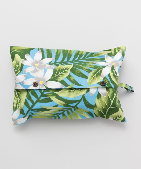 Hawaiian Fabric Tissue Paper Cover-Ametsuchi