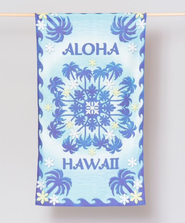 Hawaiian Quilt Pattern Partition-Ametsuchi
