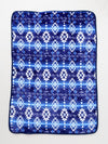 Navajo Pattern Fleece Blanket S Size-Bed Linns-Ametsuchi