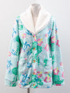 Honu Fleece Cardigan-Ametsuchi