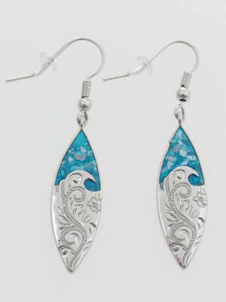 Surf Board Earrings