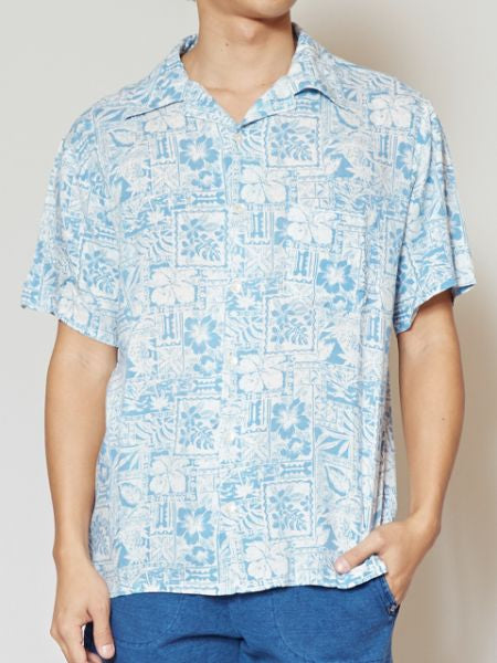 Hawaii Motiv Print Shirt