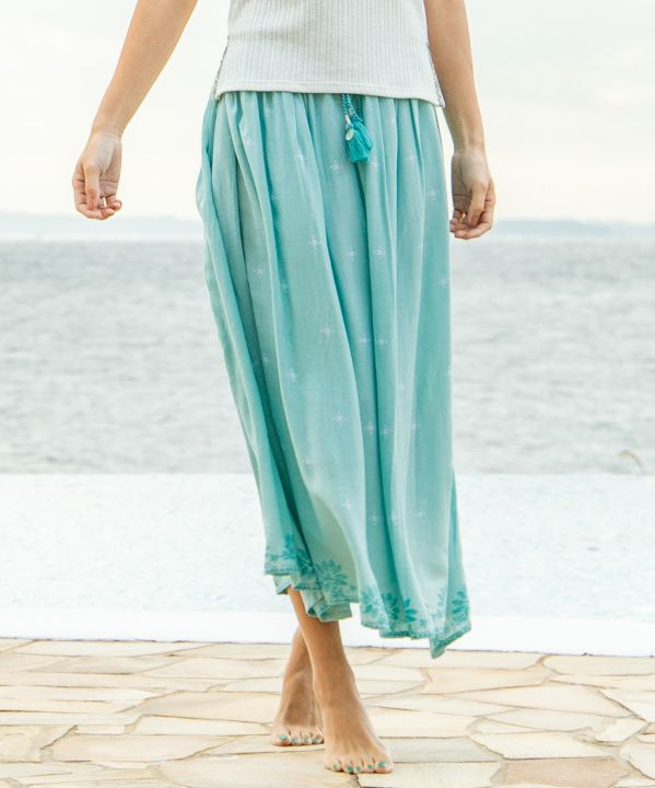 SEASTER Skirt-Ametsuchi