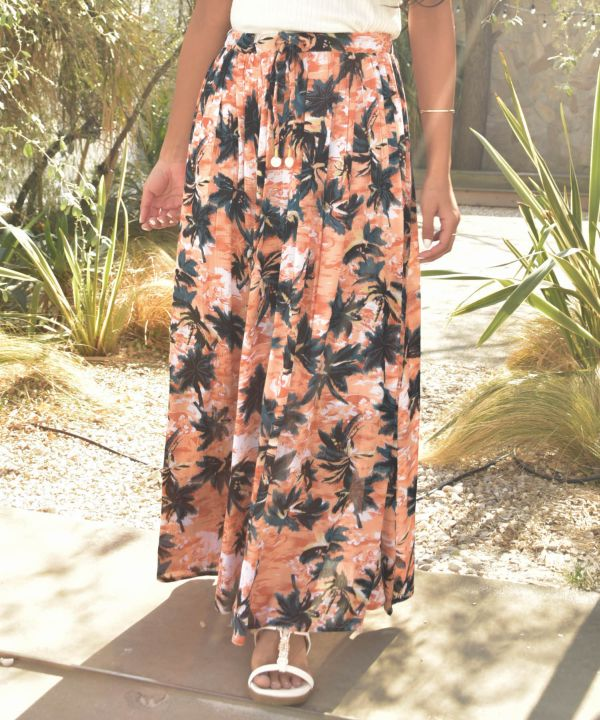 Summer Lover Long Skirt