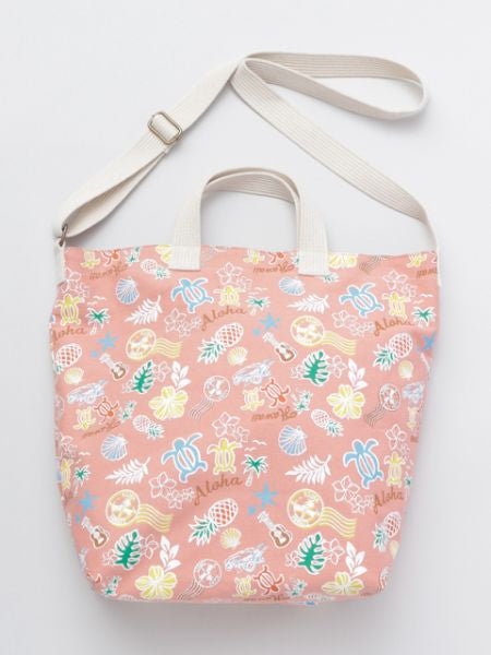HONU Tote Shoulder Bag-Ametsuchi
