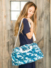 Aloha Leaf Travelling Bag