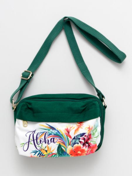 Botanical Shoulder Bag