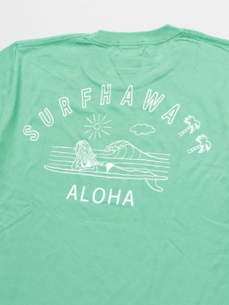 SURF HAWAII MEN'ST Camisa M-Ametsuchi