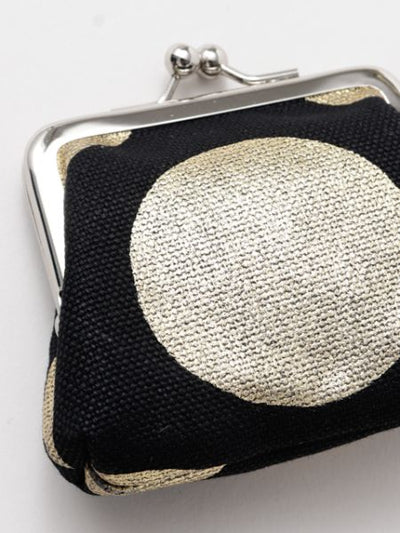 Foil Dot GAMAGUCHI Coin Purse